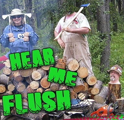 Shannon Kernaghan Hear-me-Flush Hear Me Flush RV Travel