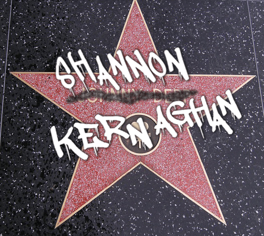 Shannon Kernaghan Star_Hollywood-Here-I-DONT-Come_Kernaghan Home